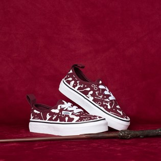 Tênis Vans Kids Authentic Harry Potter Elastic Lace Icons Port Royale VN0A4BUSV2ZP