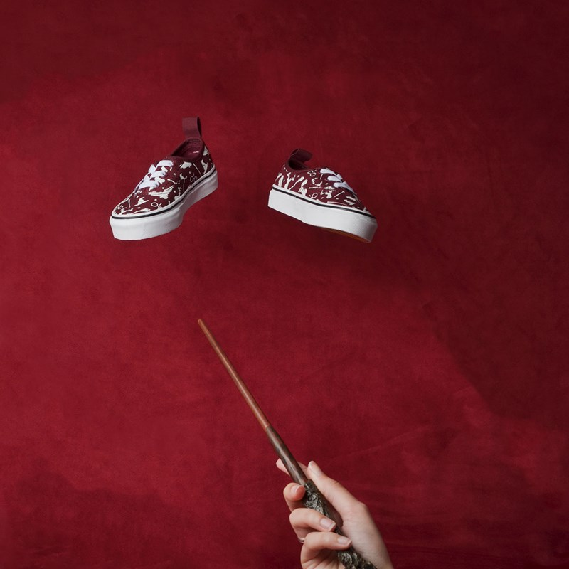 Tênis Vans Kids Authentic Harry Potter Elastic Lace Icons Port Royale VN0A4BUSV2ZP