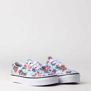 Tênis Vans Kids Era Garden Floral True White VN0A38H8V3F