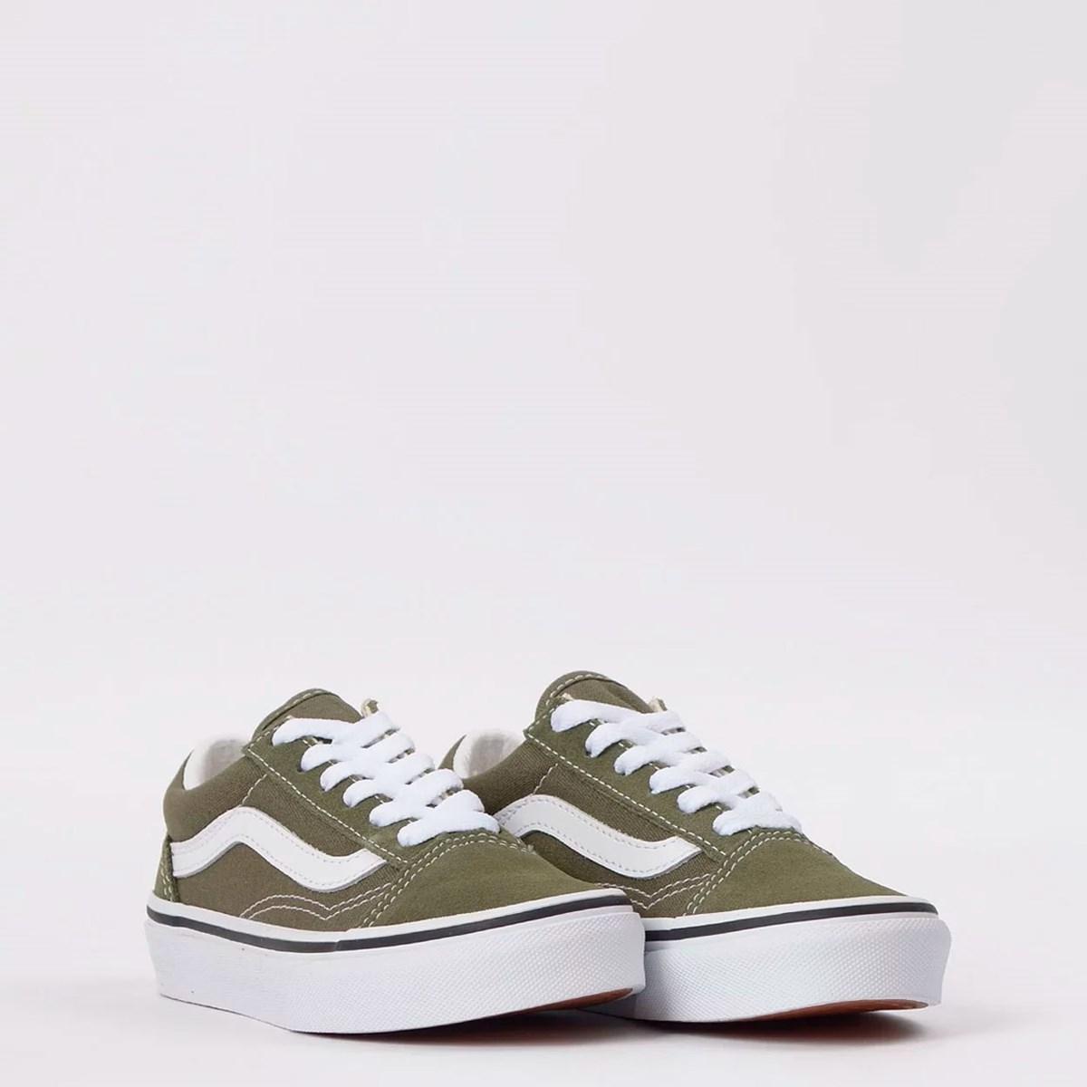 Tênis Vans Kids Old Skool Grape Leaf VN0A4BUU0FI