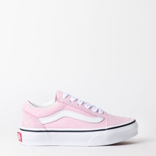 Tênis Vans Kids Old Skool Lilac Snow True White VN0A4BUUV3M