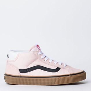 fd7ae82a16 Tênis Vans Mid Skool 37 Power Pack Heavenly Pink Gum VN0A3TKFU9G ...
