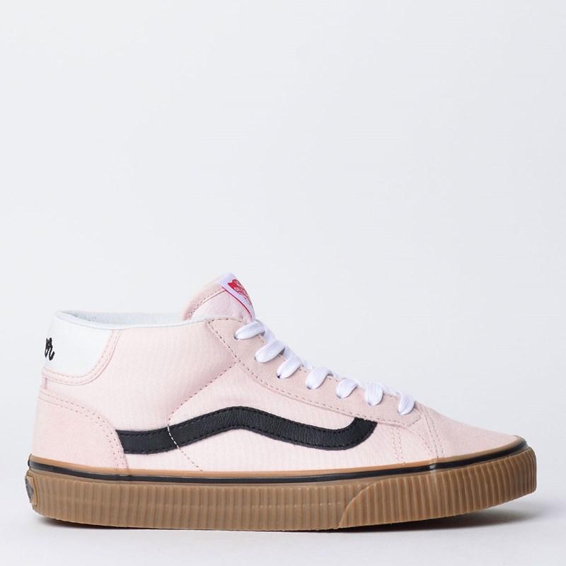 778e572d860 Tênis Vans Mid Skool 37 Power Pack Heavenly Pink Gum VN0A3TKFU9G ...