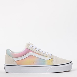 Tênis Vans Old Skool Aura Shift Multi True White VN0A4U3BWGQ