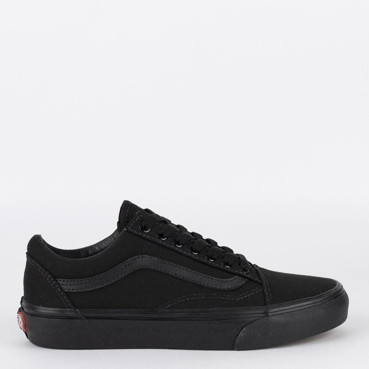 Tênis Vans Old Skool Black Black VN - 0D3HBKA