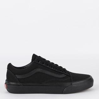 Tênis Vans Old Skool Black Black VN-0D3HBKA