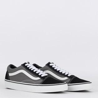 Tênis Vans Old Skool Black Pewter VN000KW6HR0