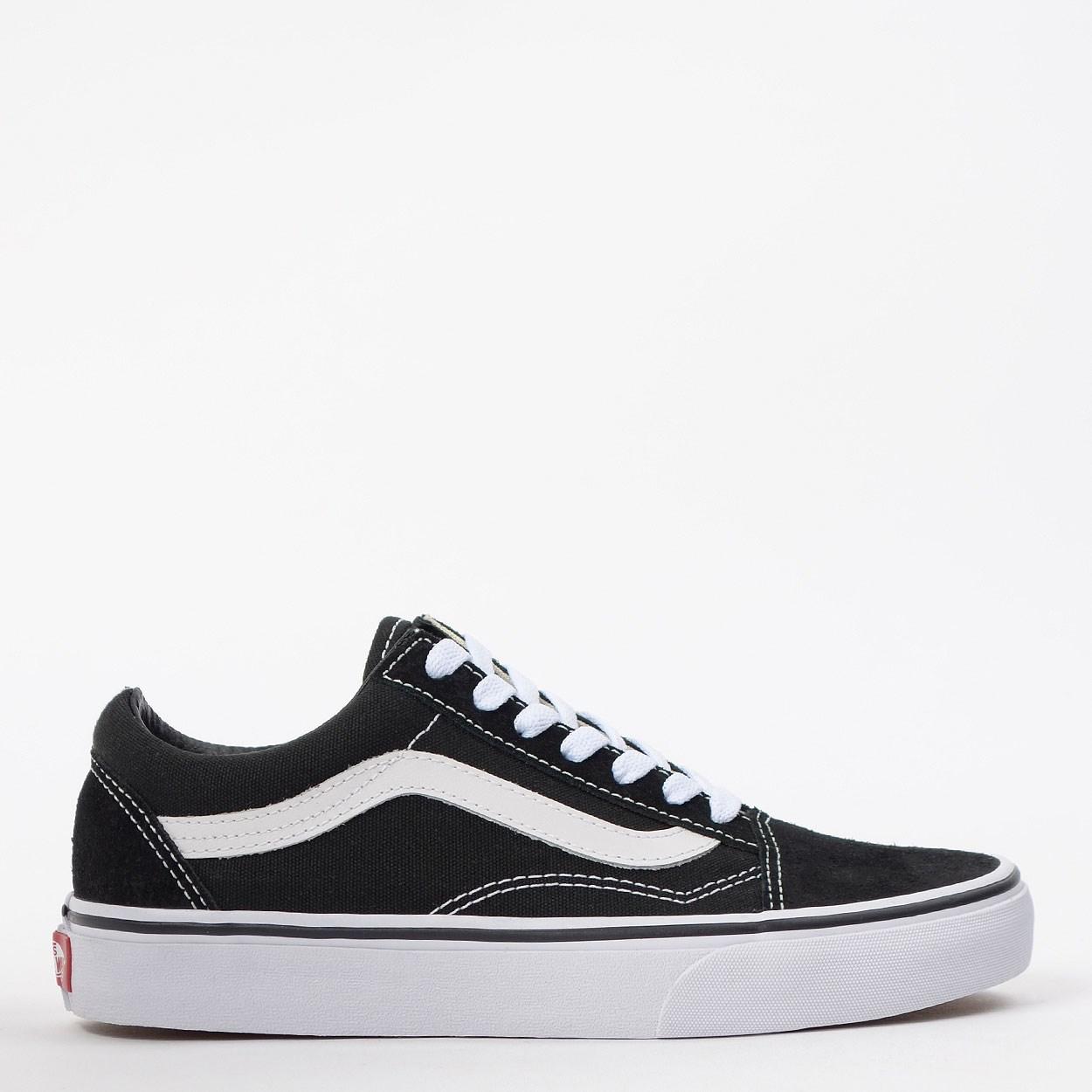 Vans Old Skool Black White VN000D3HY28