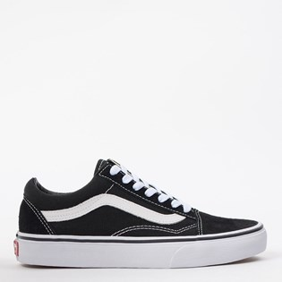 66b6d82691e Tênis Vans Old Skool Black White VN000D3HY28 ...