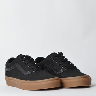 Tênis Vans Old Skool Canvas Gum Black VN0A31Z9L0DP