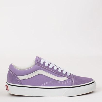 Tênis Vans Old Skool Chalk Violet True White VN0A38G19GD