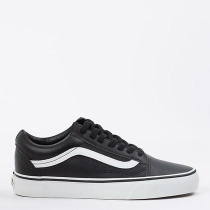 Tênis Vans Old Skool Classic Tumble Black True White VN0A38G1NQR