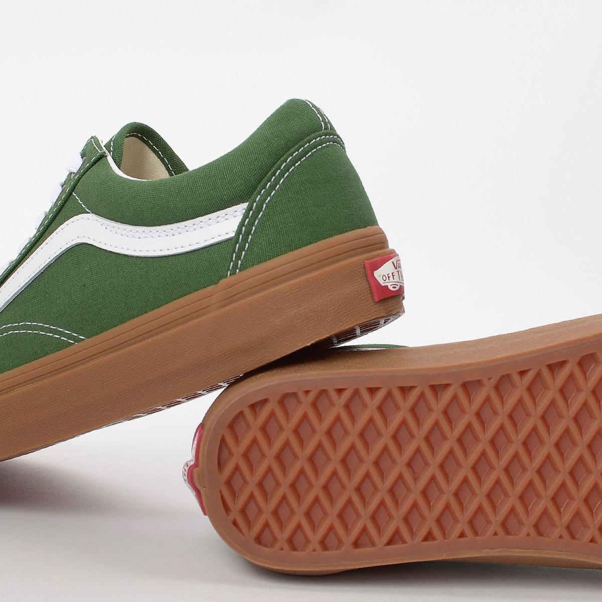 Tênis Vans Old Skool Gum Greener Pastures VN0A4U3BWYY