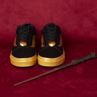 Tênis Vans Old Skool Harry Potter Golden Snitch Plack VN0A4BV5V3KP