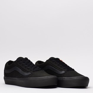 Tênis Vans Old Skool Lite Canvas Black Black VN0A2Z5W186