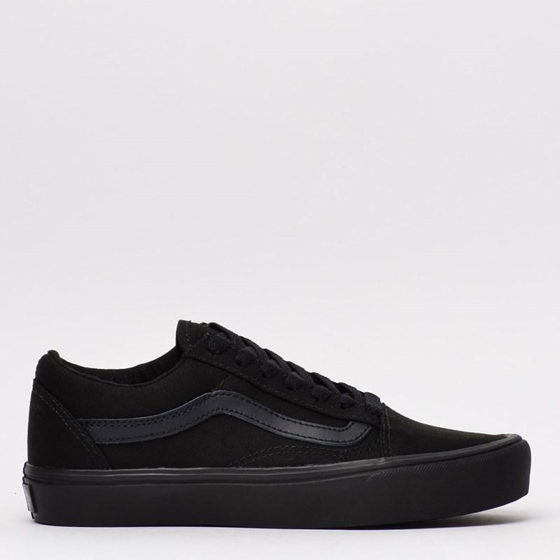 Tênis Vans Old Skool Lite Canvas Black Black VN0A2Z5W186