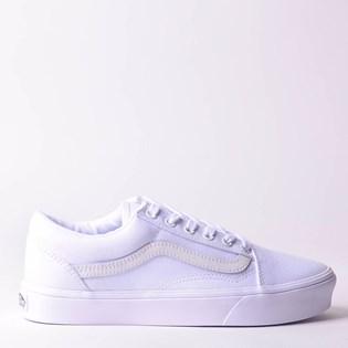 Tênis Vans Old Skool Lite Canvas True White True White VN0A2Z5WI7Q