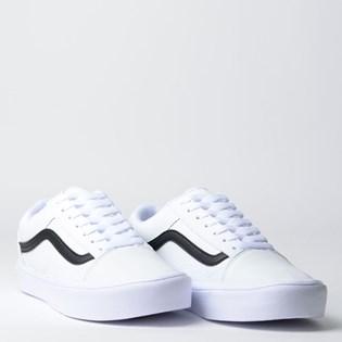 Tênis Vans Old Skool Lite Classic Tumble True White VN0A2Z5WNQS