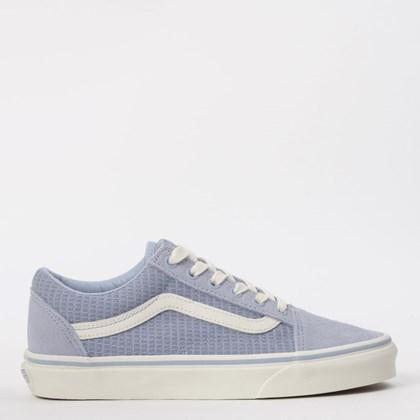 Tênis Vans Old Skool Multi Woven Zen Blue VN0A4U3BWN3