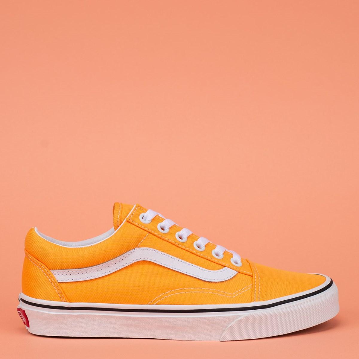 Tênis Vans Old Skool Neon Blazing Orange VN0A4U3BWT4
