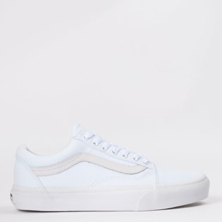 Tênis Vans Old Skool True White VN000D3HW00