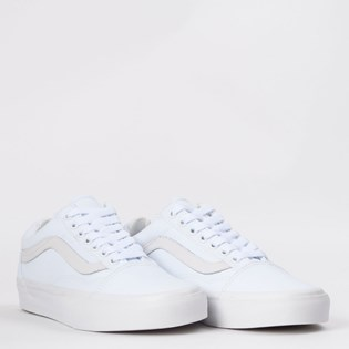 Tênis Vans Old Skool True White VN00BD3HW00