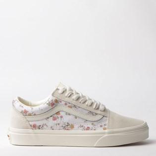 Tênis Vans Old Skool Vintage Floral Marshmallow VN0A38G1VMRP
