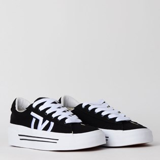Tênis Vans Sid Ni Staple Black True White VN0A4BNFOS7