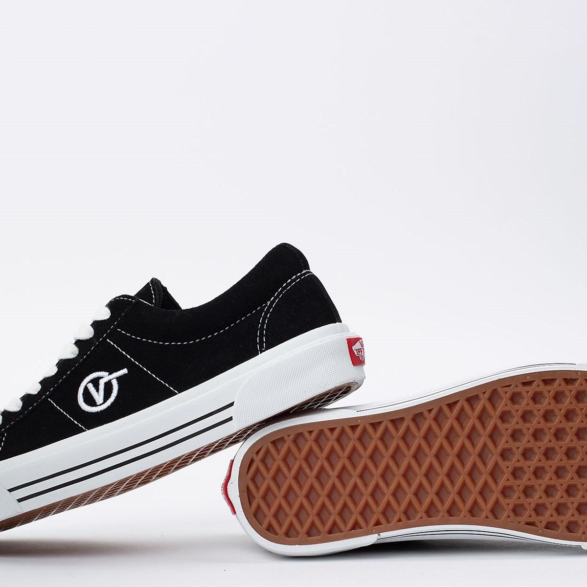 Tênis Vans Sid Suede Black VN0A54F5A6O