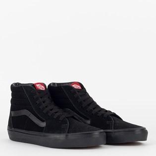Tênis Vans SK8 Hi Black Black VN000D5IBKA