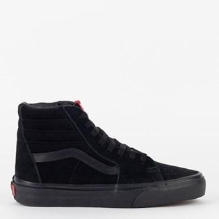 Tênis Vans SK8 Hi Black Black VNB00D5IBKA