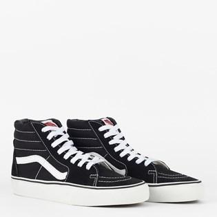 Tênis Vans Sk8-Hi Black VN-0D5IB8C