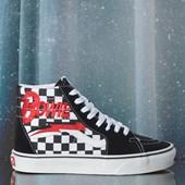 Tênis Vans Sk8 Hi David Bowie Checkerboard VN0A38GEVJ0P