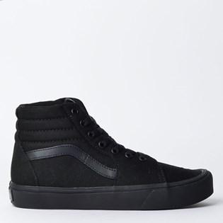 Tênis Vans SK8 Hi Lite Canvas Black Black VN0A2Z5Y186