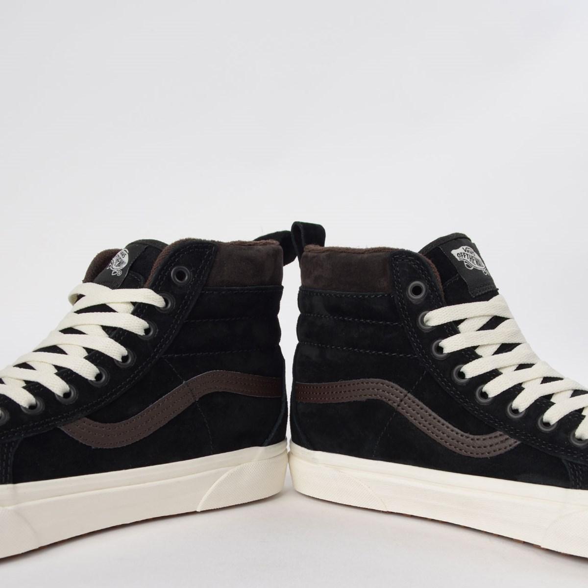 Tênis Vans Sk8 Hi MTE Black Chocolate VN0A4BV7V3Z