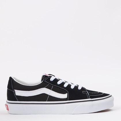 Tênis Vans Sk8 Low Black True White VN0A4UUK6BT