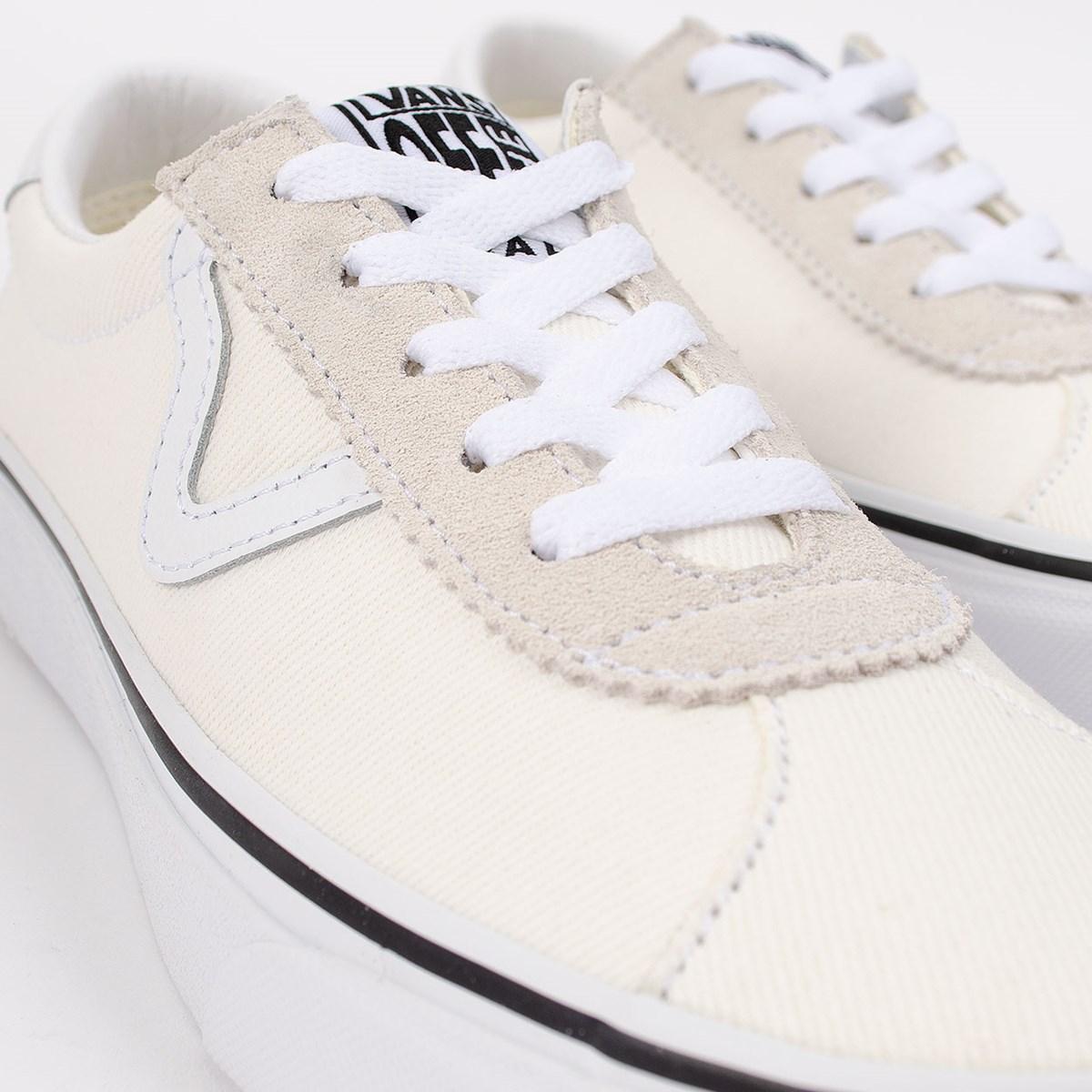 Tênis Vans Sport White True White VN0A4BU6XW0
