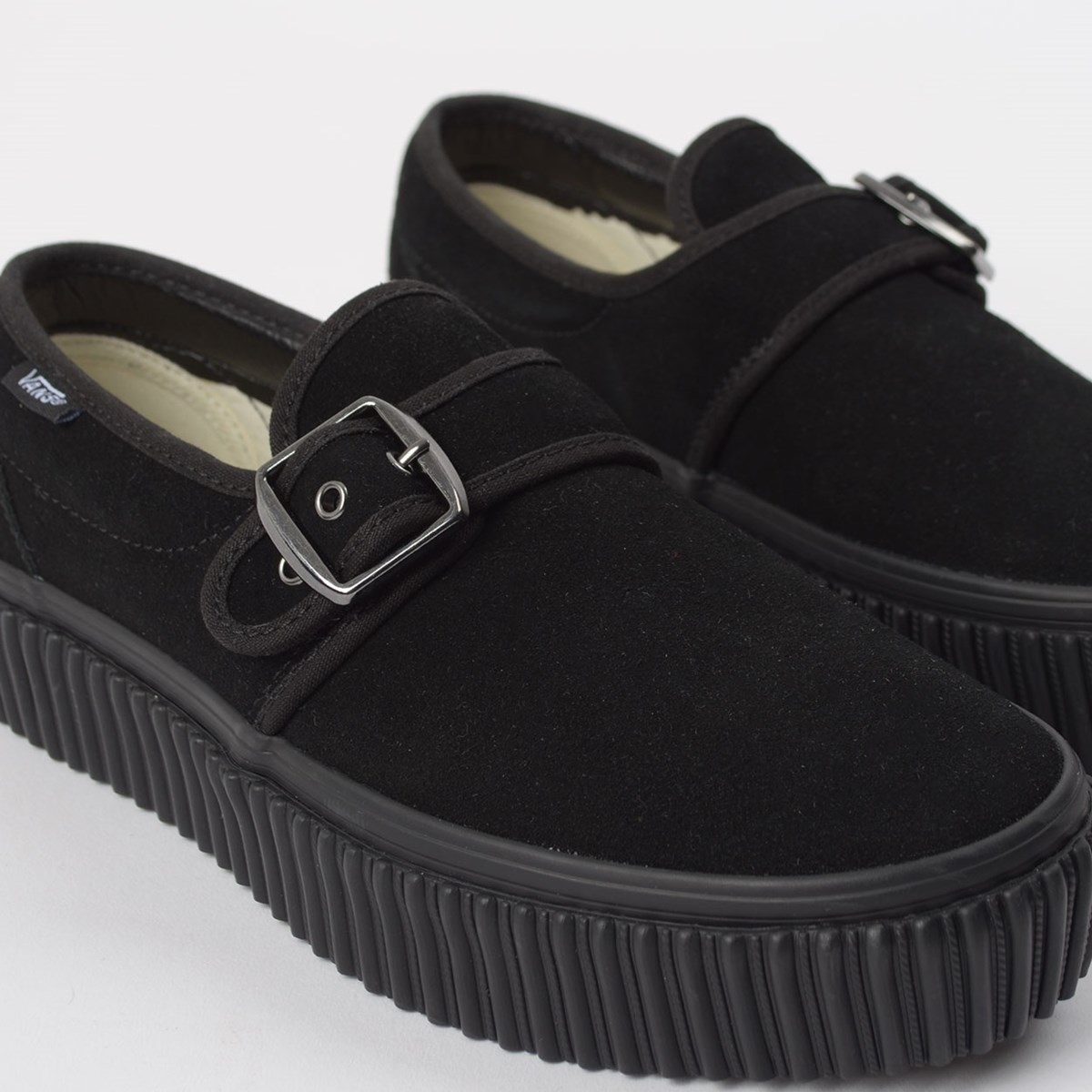 Tênis Vans Style 47 Creeper Black Black VN0A4U1BBKA