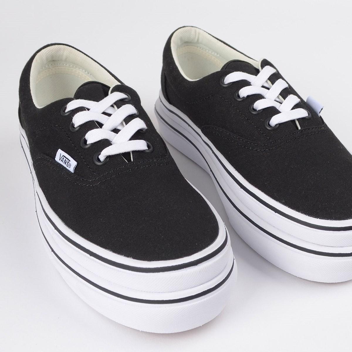 Tênis Vans Super Comfycush Era Black True White VN0A4U1D1WX