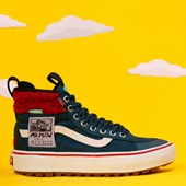 Tênis Vans The Simpsons Sk8 Hi MTE 2.0 Dx Mr. Plow VN0A4P3I23VP