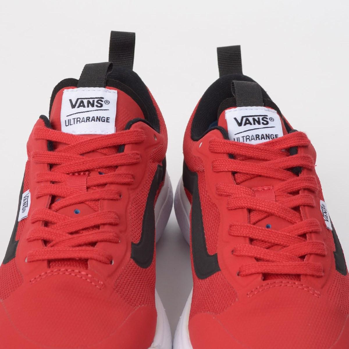 Tênis Vans Ultrarange EXO Red VN0A4U1KRED