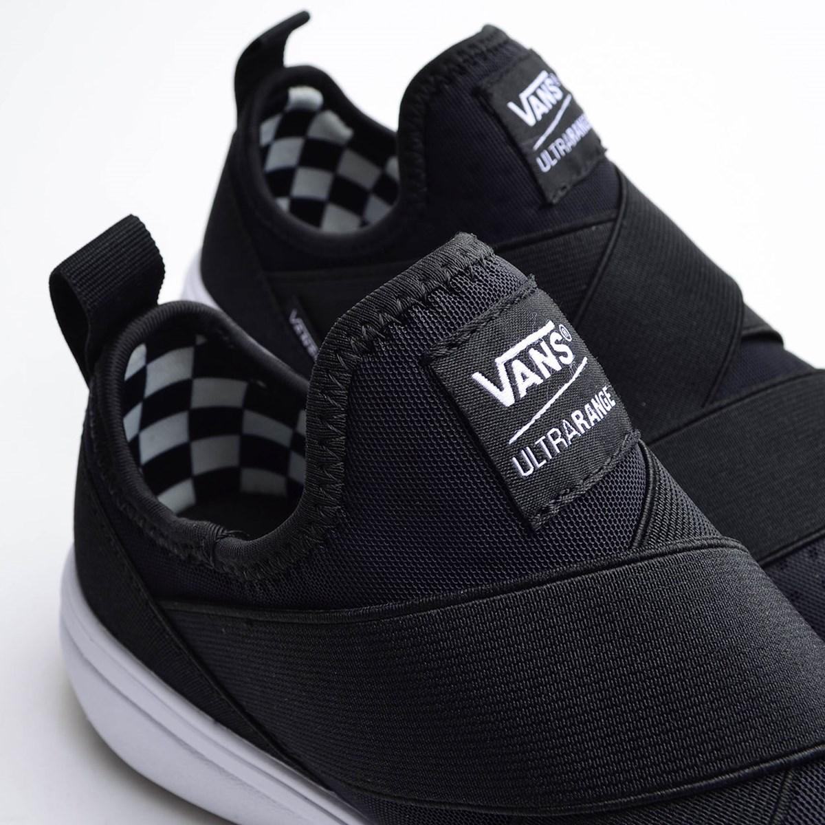 Tênis Vans Ultrarange Gore Black VN0A3MVRBLK