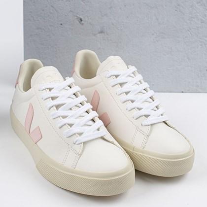 Tênis Vert Shoes Campo Chromefree Extra White Petale CP052606