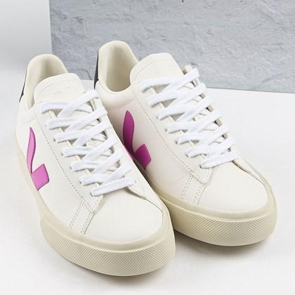 Tênis Vert Shoes Campo Chromefree Extra White Ultraviolet Black CP052691