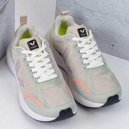 Tênis Vert Shoes Condor 2 Alveomesh Light Grey Natural Parme CL012206
