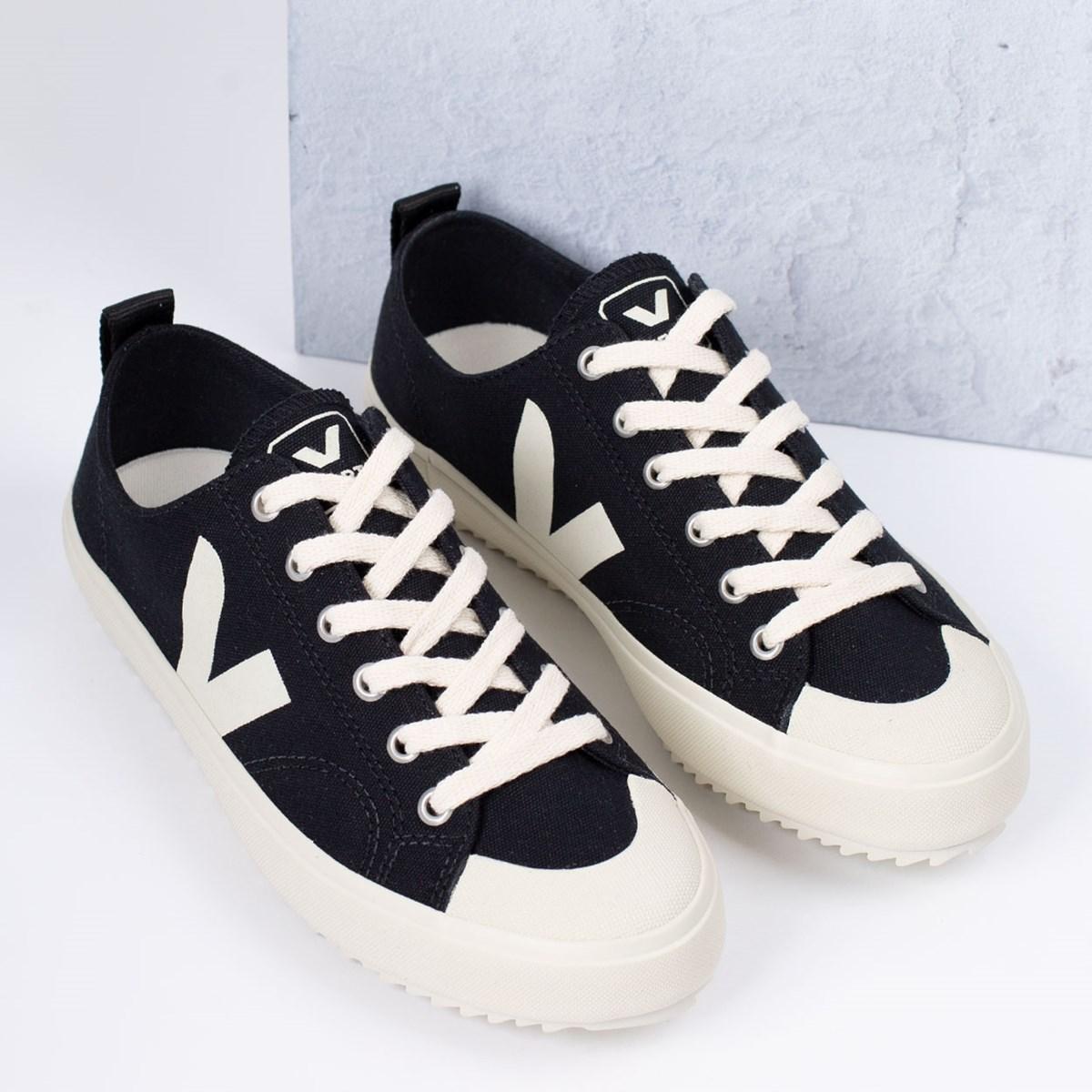 Tênis Vert Shoes Nova Canvas Black Pierre NA011397