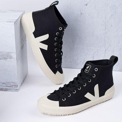 Tênis Vert Shoes Nova HT Canvas Black Pierre NT011397