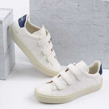 Tênis Vert Shoes Recife Logo Chromefree Extra White Cobalt RE052721