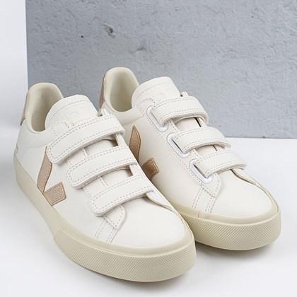 Tênis Vert Shoes Recife Logo Chromefree Extra White Platine RC052762