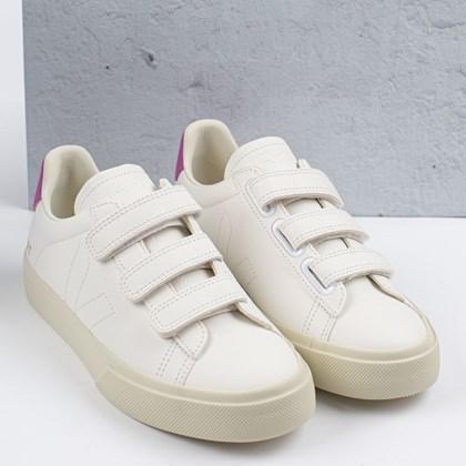 Tênis Vert Shoes Recife Logo Chromefree Extra White Ultraviolet RE052745